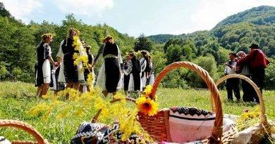 Cum au sărbătorit hunedorencele solstiţiul de vară