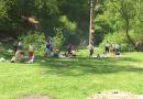 Grup sanitar în zona Pădurea Bejan din Deva