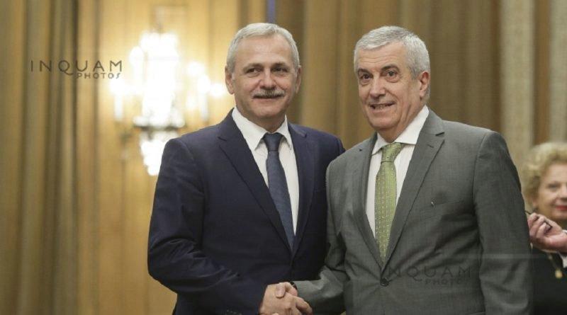 Consultările dintre Iohannis şi PSD-ALDE s-au încheiat după doar 15 minute
