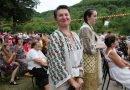 Florica Zaharia, femeia care l-a adus pe ambasadorul SUA la Băița