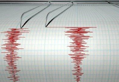 Două cutremure, la interval de trei minute