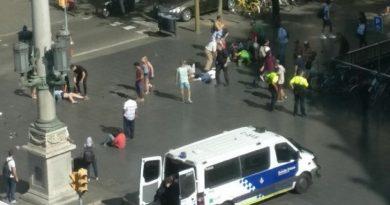 UPDATE: Atac terorist la Barcelona – 100 de răniți, 13 morți
