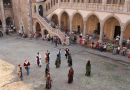 Festival medieval la Castelul Corvinilor