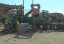 Se modernizează Parcul Copiilor