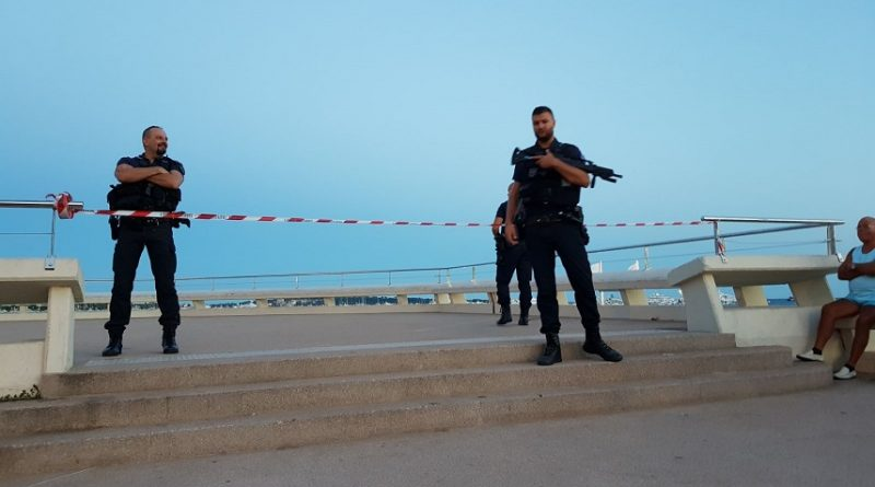 Ramblas, Barcelona, Spania. Din nou moarte, din nou lacrimi, din nou terorism!