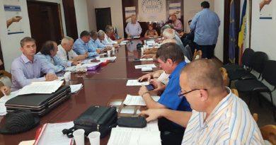 Primarii şi liderii de sindicat din Valea Jiului discută cu ministrul Muncii despre pensiile minerilor