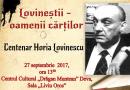 O sută de ani de la nașterea dramaturgului Horia Lovinescu