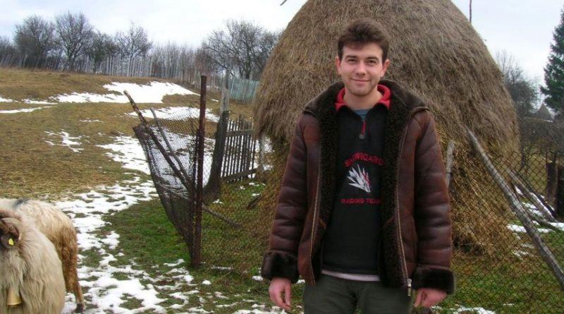 Răzvan Itu, ciobanul hunedorean cu doctorat