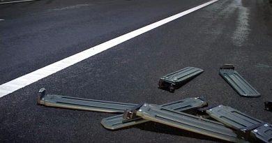 Furtuna a produs pagube însemnate pe autostrada Arad-Timişoara şi pe drumurile naţionale din vest