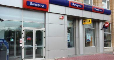 Bancpost: Cardurile şi ATM-urile băncii nu vor funcţiona în noaptea de 22-23 septembrie