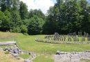 Situl Sarmizegetusa Regia este deschis pentru vizitare, deşi drumul spre acesta este închis din cauza surpării