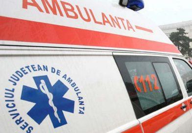 Accident grav pe DN66! Un copil a fost lovit de o mașină