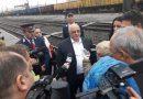 Pentru că a întârziat trenul de Deva, șeful CFR a fost demis