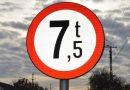 Canicula prelungește restricțiile de tonaj (7,5 t) și pe 1 și 2 august