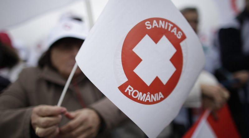 Ministerului Sănătăţii, fără soluții reale la problema salarizării personalului, sesizată de sindicatul Sanitas