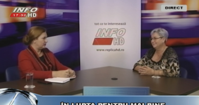 În dialog cu Carmen Hărău – 16 noiembrie 2017 – Magdalena Maria Căciulat