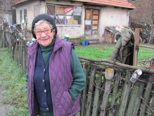 Felicia Toma, vecina Rozaliei.