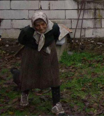 Bunica Rozalia (Tamara).
