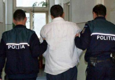 Certeju de Sus: Reţinut de poliţişti, după ce a lovit un alt bărbat