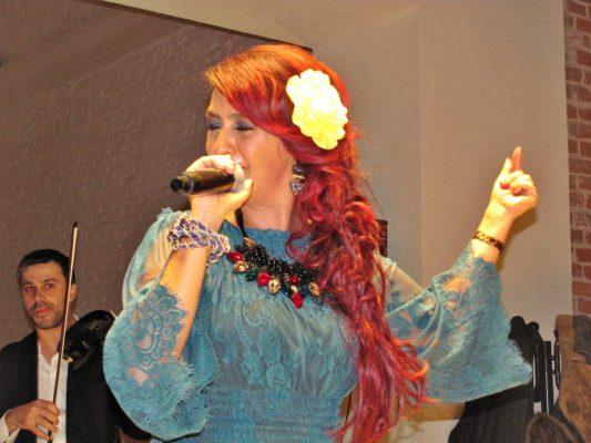 Rona Hartner, în concert la Hunedoara.