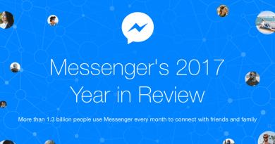 Facebook Messenger a fost folosit pentru peste 17 miliarde de apeluri video în 2017
