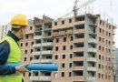 Sectorul construcţiilor a scăzut în primele opt luni ale anului
