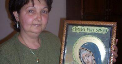 """Daniela Bălţat: """"Cred că pictura este felul meu de a mă ruga"""""""