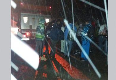 52 de copii și însoțitorii lor au fost salvați de drumari