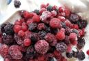 Fructele înghețate, mai sănătoase?