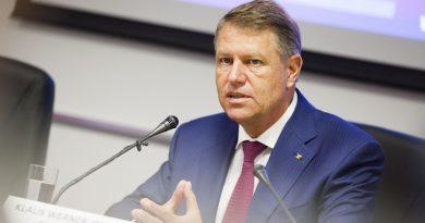 Preşedintele Iohannis va participa la reuniunea extraordinară a Consiliului European de la Bruxelles