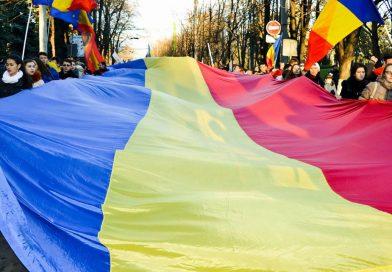 Ziua Unirii Principatelor Române sărbătorită la Deva