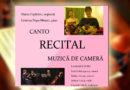 Deva: Invitație la recital de muzică clasică
