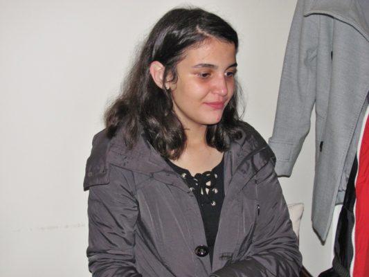 Cristina, bucuroasă să facă parte din marea familie de prieteni de la OrthoCaffe.