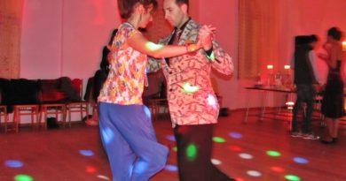 Devenii au învățat tango argentinian de la campioana care a câștigat aurul pentru România