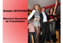 Natalia Intotero obișnuită să se dea în stambă