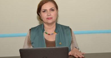 """Carmen Hărău: """"Contez pe sprijinul și pe colaborarea tuturor experților, colegii mei!"""""""