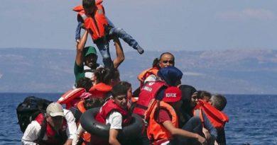 Cel puţin 14 morţi în Marea Egee, în urma naufragiului unei ambarcaţiuni cu migranţi la bord