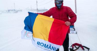 Tiberiu Ușeriu a câștigat maratonul 6633 Arctic Ultra