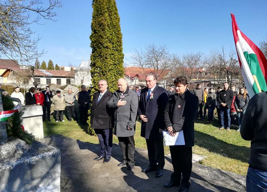 15 Martie Image: 15 Martie, Ziua Maghiarilor De Pretutindeni