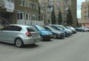 Locuri de parcare tot mai puține în Petroșani