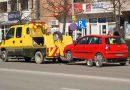 Legea prin care poliţia locală poate dispune ridicarea unui vehicul parcat pe domeniul public, în alte locuri decât drumul public, promulgată
