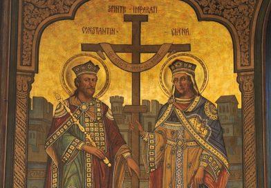 Creștinii ortodocși îi prăznuiesc azi pe Sfinții Împărați Constantin și Elena