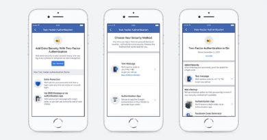 Conturile Facebook se pot securiza prin intermediul aplicațiilor