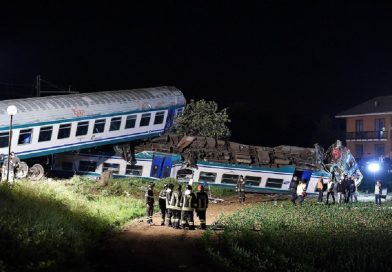Accident feroviar în Italia, un român a murit