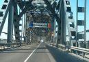Mâine se poate trece gratuit podul peste Dunăre, în sensul Giurgiu – Ruse