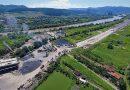 Noi întârzieri la lucrările pe autostrada Deva-Lugoj