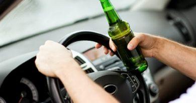 Hațeg: A condus sub influența alcoolului, dar a fost prins