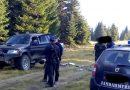 Capră neagră împuşcată de braconieri în Parâng. Doi români şi doi cetăţeni străini, duşi la audieri