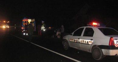 Pieton accidentat grav la Vălișoara. Victima a fost transportată la spital