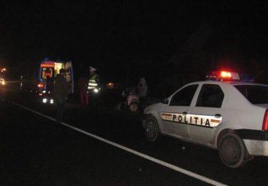 Accident rutier la Uricani. Coliziune între un ATV și un automobil